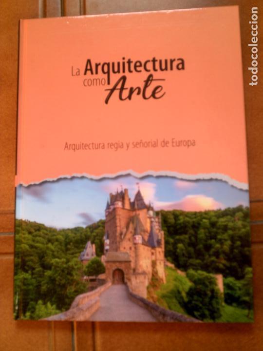 LIBRO LA ARQUITECTURA COMO ARTE CLUB INTERNACIONAL DEL LIBRO (Libros Antiguos, Raros y Curiosos - Bellas artes, ocio y coleccion - Arquitectura)