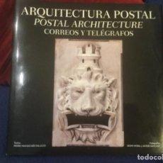 Libros antiguos: ARQUITECTURA POSTAL. Lote 160725882