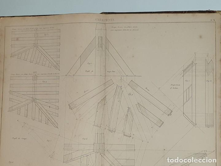 Libros antiguos: TRAITE STEREOTOMIE . LES APPLICATIONS DE LA GEOMETRIE DESCRIPTIVE -1883 -LEROY - Foto 15 - 161153662