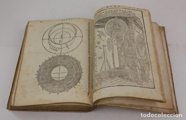 Libros antiguos: I dieci libri dellarchitettura di M. Vitruvio, 1585, restaurado, con grabados, Venetia. 25x18,5cm - Foto 18 - 161752058