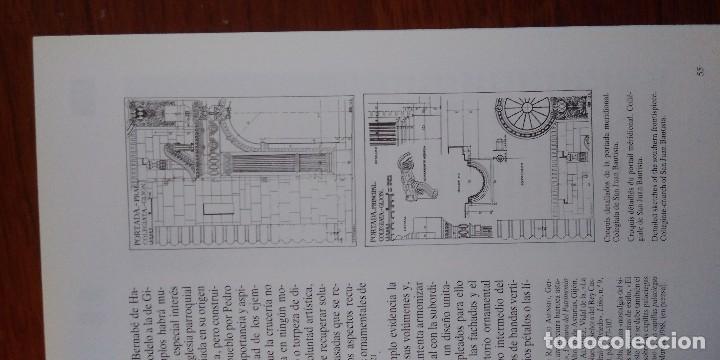 Libros antiguos: GIJÓN PALACIO COLEGIATA ARQUITECTURA - Foto 3 - 163809346