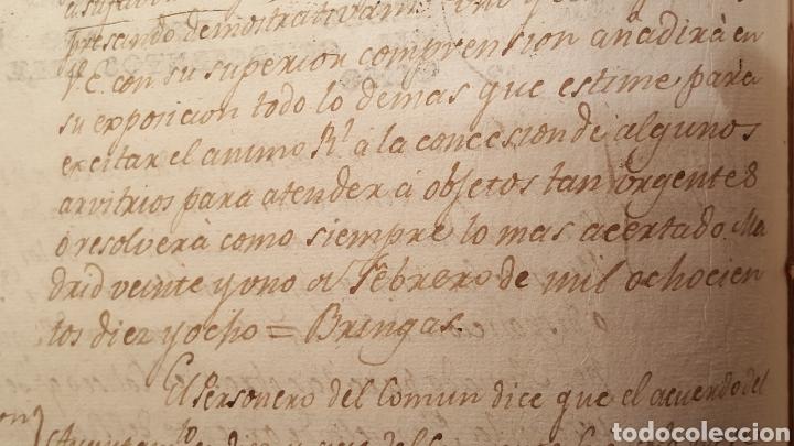 Libros antiguos: DOCUMENTOS SOBRE EL PROYECTO DE CONSTRUCCIÓN DEL TEATRO REAL DE MADRID. 1818 - Foto 17 - 165259617