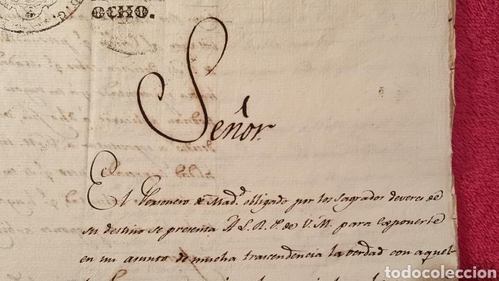 Libros antiguos: DOCUMENTOS SOBRE EL PROYECTO DE CONSTRUCCIÓN DEL TEATRO REAL DE MADRID. 1818 - Foto 21 - 165259617