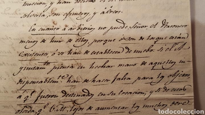 Libros antiguos: DOCUMENTOS SOBRE EL PROYECTO DE CONSTRUCCIÓN DEL TEATRO REAL DE MADRID. 1818 - Foto 26 - 165259617