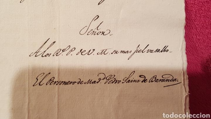 Libros antiguos: DOCUMENTOS SOBRE EL PROYECTO DE CONSTRUCCIÓN DEL TEATRO REAL DE MADRID. 1818 - Foto 29 - 165259617