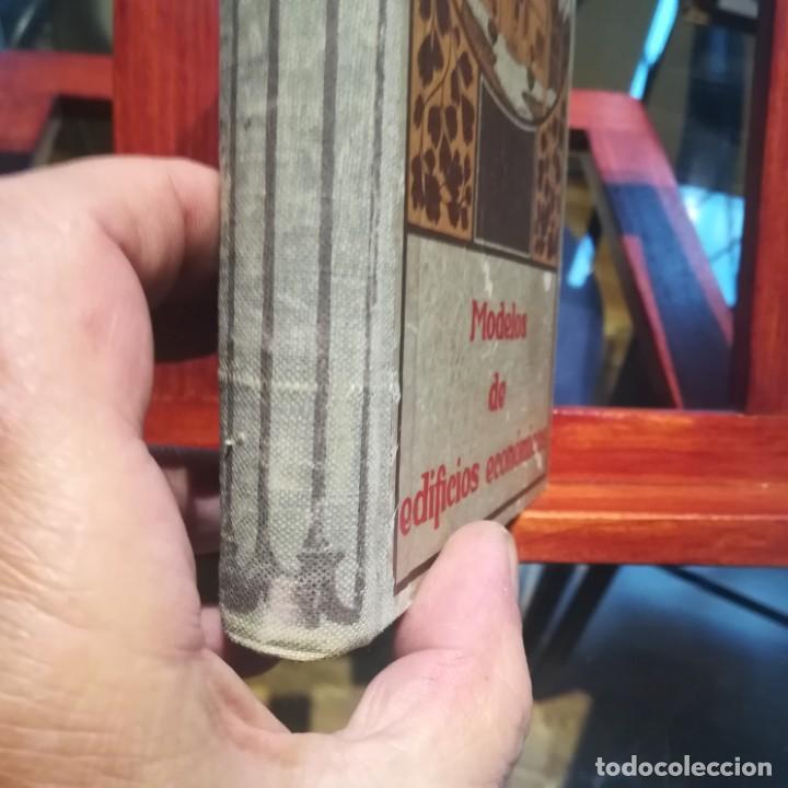 Libros antiguos: MODELOS DE EDIFICIOS ECONOMICOS--I. CASALI-GUSTAVO GILI--1926-MUY BUEN ESTADO - Foto 3 - 165727738
