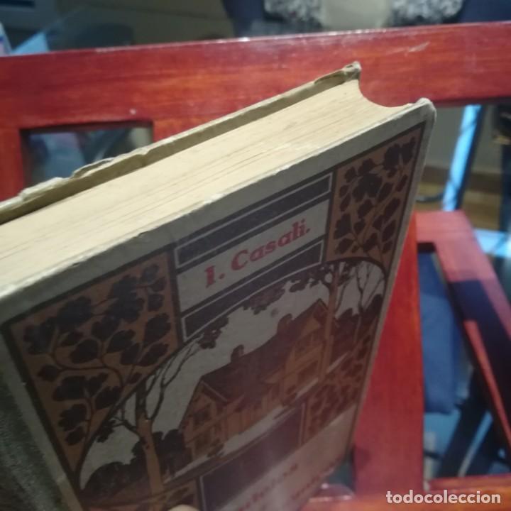 Libros antiguos: MODELOS DE EDIFICIOS ECONOMICOS--I. CASALI-GUSTAVO GILI--1926-MUY BUEN ESTADO - Foto 4 - 165727738