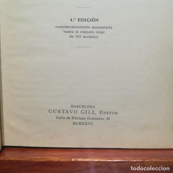 Libros antiguos: MODELOS DE EDIFICIOS ECONOMICOS--I. CASALI-GUSTAVO GILI--1926-MUY BUEN ESTADO - Foto 7 - 165727738