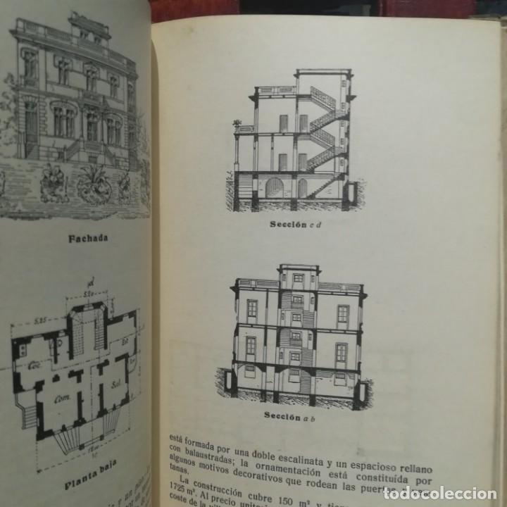 Libros antiguos: MODELOS DE EDIFICIOS ECONOMICOS--I. CASALI-GUSTAVO GILI--1926-MUY BUEN ESTADO - Foto 10 - 165727738