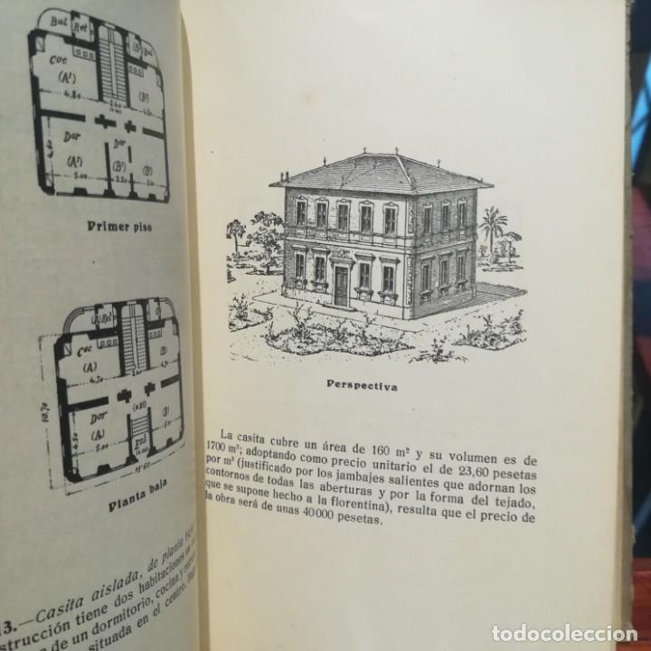 Libros antiguos: MODELOS DE EDIFICIOS ECONOMICOS--I. CASALI-GUSTAVO GILI--1926-MUY BUEN ESTADO - Foto 13 - 165727738