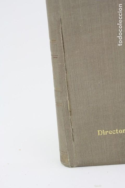 Libros antiguos: Arquitectura y construcción, 1922, Manuel Vega March, anuario construcción para 1923, Barcelona. - Foto 2 - 166243054