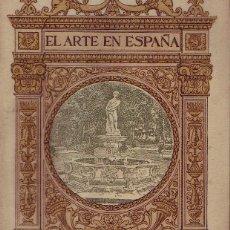 Libros antiguos: ARANJUEZ. CUARENTA Y OCHO ILUSTRACIONES, TEXTO DE JOSÉ Mª FLORIT. ED. HIJOS DE J. THOMAS., CA. 1920. Lote 166379902