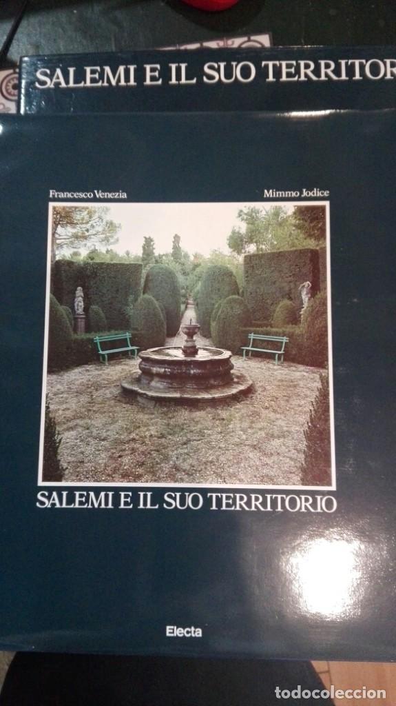 SALEMI E IL SUO TERRITORIO. F.VENEZIA. MIMMO JODICE.ELECTA. EN ITALIANO (Libros Antiguos, Raros y Curiosos - Bellas artes, ocio y coleccion - Arquitectura)