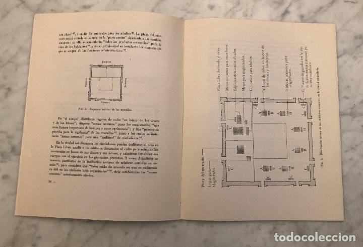 Libros antiguos: La ciudad ideal de Aristóteles-RABASF-LCV(13€) - Foto 3 - 166702026