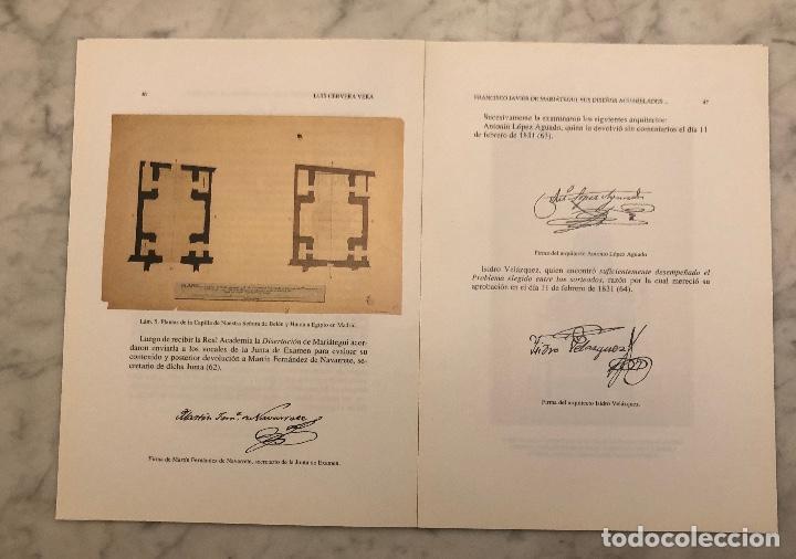 Libros antiguos: FranciscoJavierdeMaríategui.susdiseñosacuareladosdelpuentemediovalde Lerma y otros trabajos-LCV(13€) - Foto 3 - 166717522