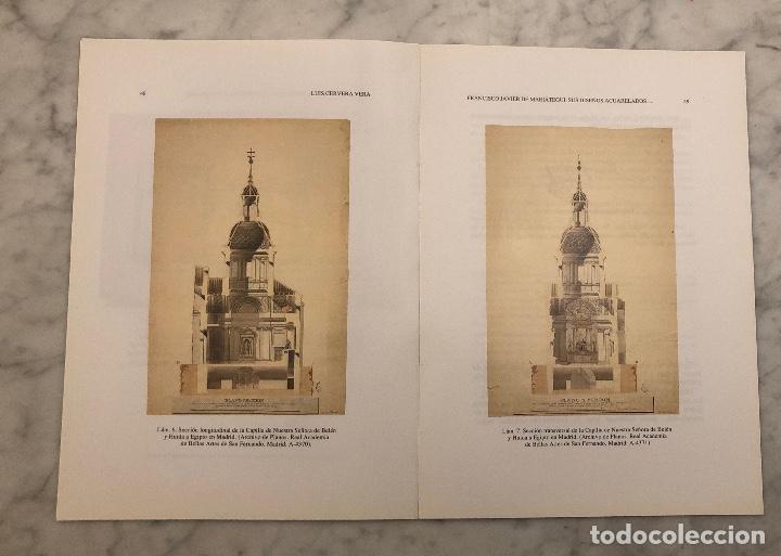 Libros antiguos: FranciscoJavierdeMaríategui.susdiseñosacuareladosdelpuentemediovalde Lerma y otros trabajos-LCV(13€) - Foto 4 - 166717522