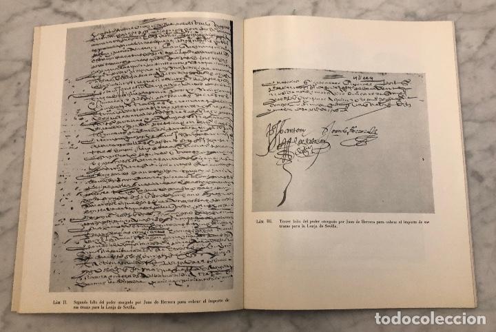 Libros antiguos: Juan de Herrera diseña la lonja de Sevilla -RABASF-LCV(13€) - Foto 3 - 166717806