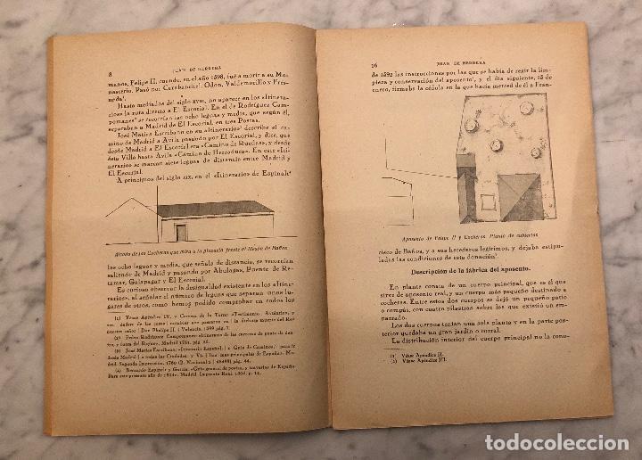 Libros antiguos: JUAN DE HERRERA Y EL APOSENTO DE FELIPE II EN TORRELODONES(13€) - Foto 2 - 166717906