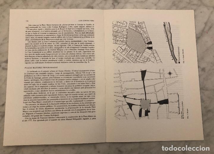 Libros antiguos: Plazas mayores creadas en el reinado de Carlos III-LCV(13€) - Foto 3 - 166718738