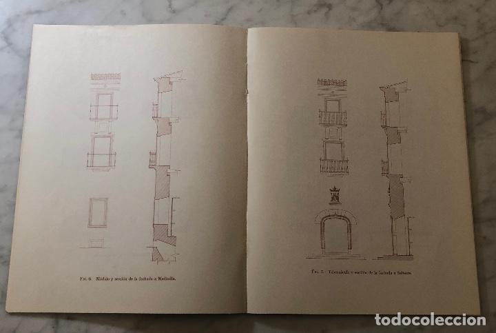 Libros antiguos: Reformas de Ventura Rodríguez en el vallisoletano colegio mayor de Santa Cruz-LCV(13€) - Foto 2 - 166724886