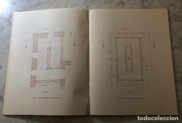Libros antiguos: Reformas de Ventura Rodríguez en el vallisoletano colegio mayor de Santa Cruz-LCV(13€) - Foto 3 - 166724886