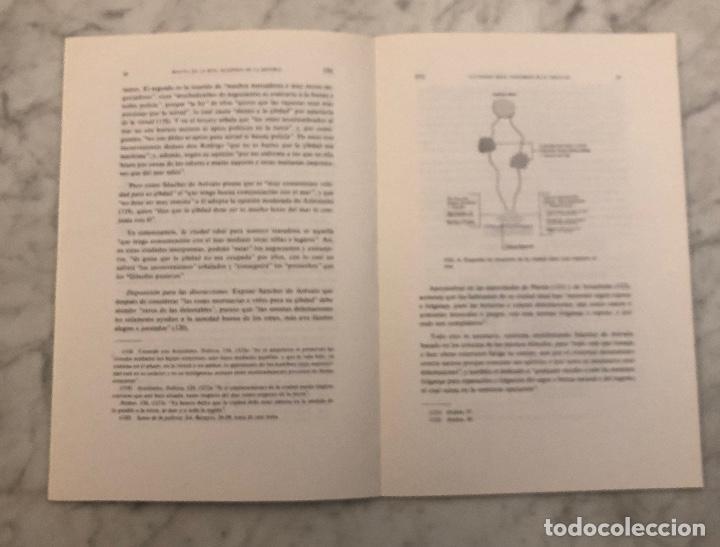Libros antiguos: La ciudad ideal concebida en el siglo XV por el humanista Sánchez de Arévalo-RABASF-LCV(13€) - Foto 2 - 166726354
