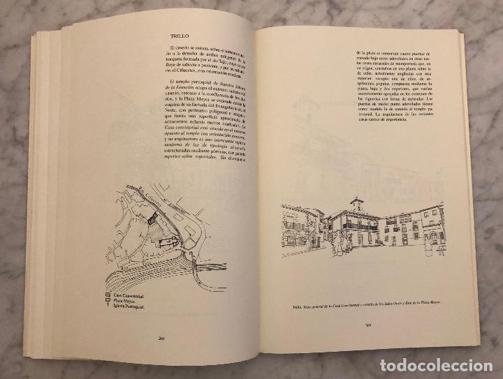 Libros antiguos: PLAZAS MAYORES EN LAS COMARCAS GUADALAJEREÑAS LCV-LC(35€) - Foto 4 - 166953060