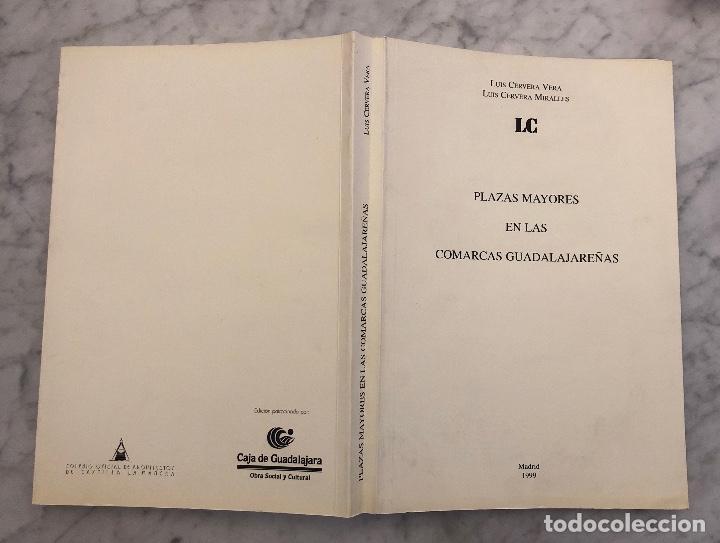 Libros antiguos: PLAZAS MAYORES EN LAS COMARCAS GUADALAJEREÑAS LCV-LC(35€) - Foto 6 - 166953060