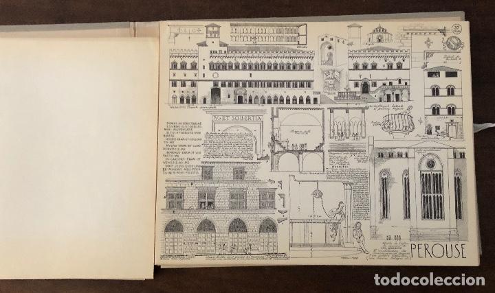 CROQUIS-ALBERT LAPRADE-5TOMOS(75€) (Libros Antiguos, Raros y Curiosos - Bellas artes, ocio y coleccion - Arquitectura)