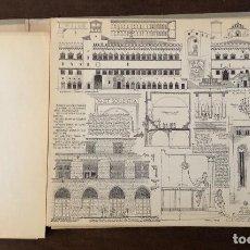 Libros antiguos: CROQUIS-ALBERT LAPRADE-5TOMOS(75€). Lote 167470773