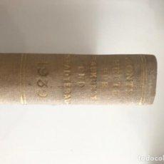 Libros antiguos: MONATSHEFTE FÜR BAUKUNST UND STÄDTEBAU 1939. Lote 168361540