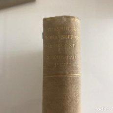Libros antiguos: MONATSHEFTE FÜR BAUKUNST UND STÄDTEBAU 1931. Lote 168362036