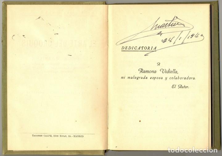 Libros antiguos: EL ARTE DEL CROQUIS - MANUALES GALLACH Nº 124 -1924 - Foto 4 - 169048844