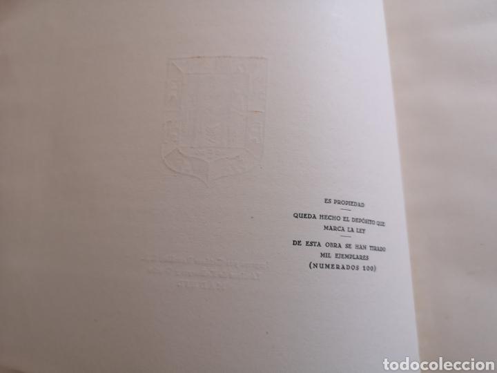 Libros antiguos: Sevilla notas de arte. Colección Aledo tomo 2. Dedicado marqués de Aledo. - Foto 5 - 195346218