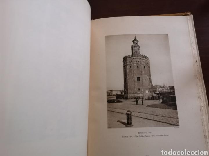 Libros antiguos: Sevilla notas de arte. Colección Aledo tomo 2. Dedicado marqués de Aledo. - Foto 11 - 195346218