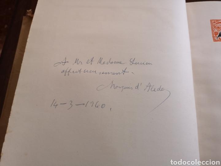 Libros antiguos: Sevilla notas de arte. Colección Aledo tomo 2. Dedicado marqués de Aledo. - Foto 12 - 195346218