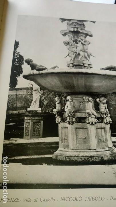 Libros antiguos: ~~~~ LE FONTANE D´ITALIA, ARDUINO COLASANTI - CASA EDITRICE D´ARTE BESTETTI &TVMMINELLI-MILANO ~~~~ - Foto 11 - 169199220