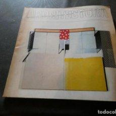 Libros antiguos: 0REVIST ARQUITECTUA DEL COLEGIO OFICIAL DE ARQUITECTOS DE MADRID NUM 227 1979 300 GRAMOS. Lote 169632960