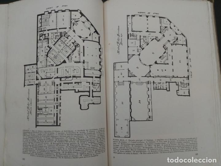 Libros antiguos: Arquitectura y Construcción 1920-1921 Vega y March - Foto 3 - 170530200