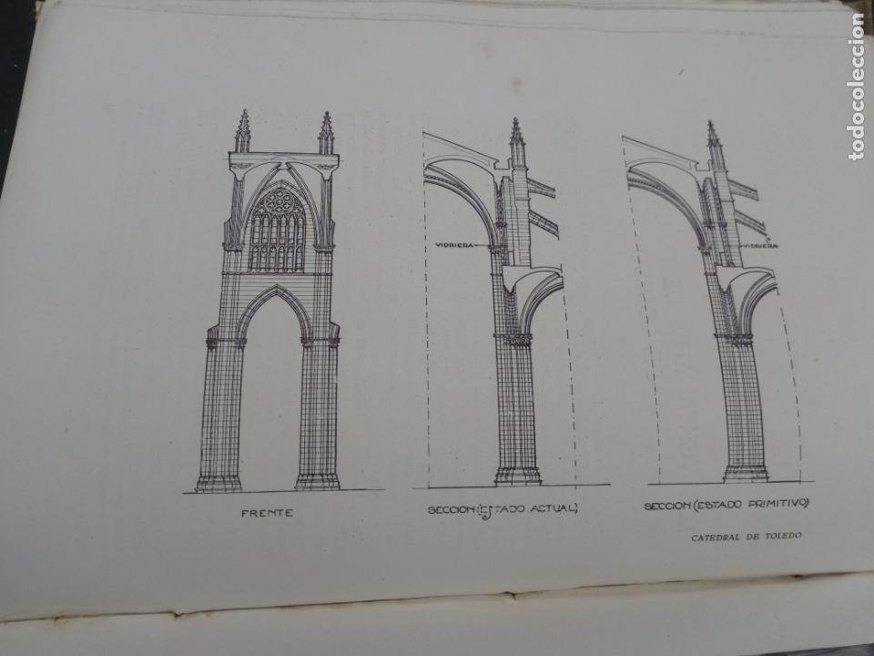Libros antiguos: Arquitectura y Construcción 1920-1921 Vega y March - Foto 4 - 170530200