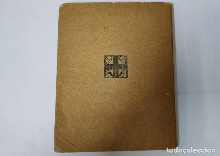 Libros antiguos: CATALUNYA ARTISTICA - SANTES CREUS - Num.2 - 1929 - Foto 2 - 171404248