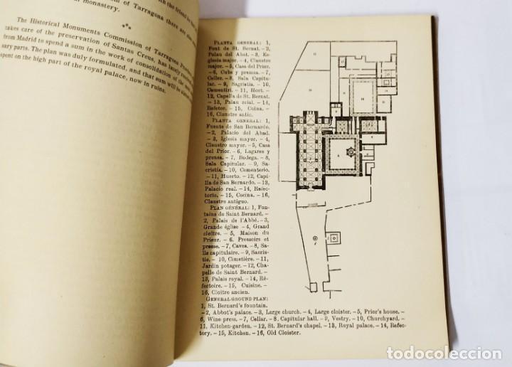 Libros antiguos: CATALUNYA ARTISTICA - SANTES CREUS - Num.2 - 1929 - Foto 3 - 171404248