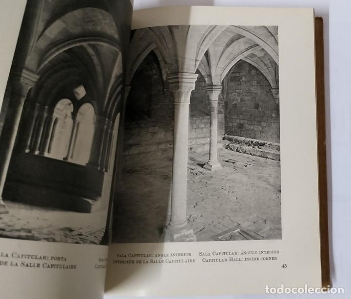 Libros antiguos: CATALUNYA ARTISTICA - SANTES CREUS - Num.2 - 1929 - Foto 4 - 171404248