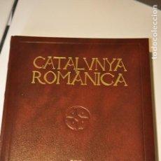 Libros antiguos: BAS2 - CATALUNYA ROMANICA 3 - ENCICLOPEDIA CATALANA - OSONA II. Lote 171823243