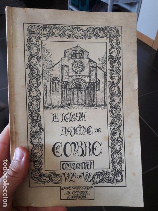 LA IGLESIA ROMANICA DE CAMBRE, MARGARITA VILA DE VILA, ED. AYTO. DE CAMBRE, 1986 (Libros Antiguos, Raros y Curiosos - Bellas artes, ocio y coleccion - Arquitectura)