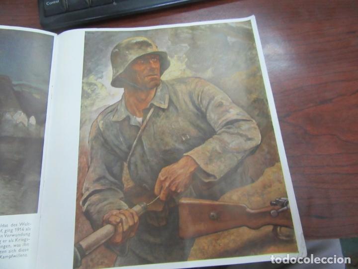Libros antiguos: Libro en alemán sobre la escultura, arquitectura y pintura nazi. 1933. L4364-463. - Foto 4 - 173393704