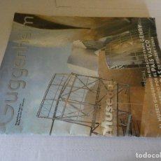 Libros antiguos: RARA REVISTA DE ARQUITECTURA GUGGENHEIM MAGAZINE NUM 1 AÑO 1997 RARA PESA 350 GRAMOS. Lote 173956978