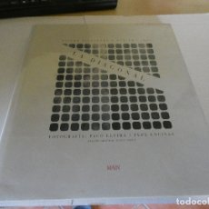 Libros antiguos: LIBRO GRAN TAMAÑO LA DIAGONAL ARQUITECTURA ED MAIN 1999 FRANCESC VILLATORO. Lote 173958344