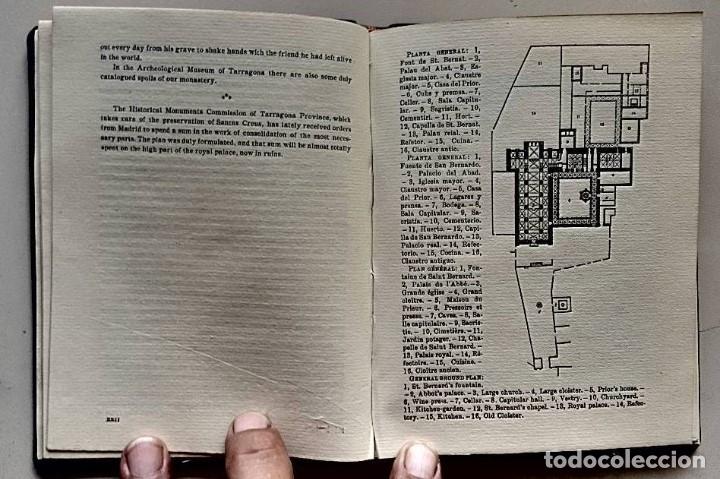 Libros antiguos: CATALUNYA ARTÍSTICA. MONESTIR DE SANTES CREUS .EDICIÓ LUXE NUMERADA18 de 50. ANY 1929 - Foto 5 - 176508164