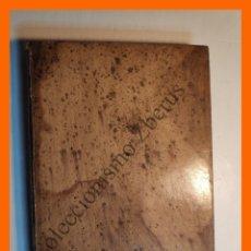 Libros antiguos: HANDBUCH DER ARCHITEKTUR. ENTWERFEN. ANLAGE UND EINRICHTUNG DEL GEBÄUDE. VIERTER THEIL. - JOFEF DURM. Lote 177953068